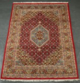 Indisk Bidjar, 172 x 242 cm