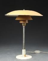 Poul Henningsen. PH 3½/ 2 bordlampe, 1940'erne