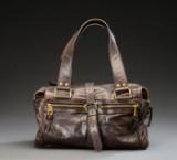 Mulberry taske, model Mabel af brun læder