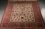 A large Persian Isfahan carpet, 400x300 cm