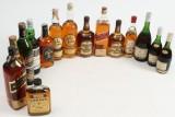 Samling whisky og cognac (15)