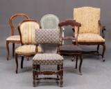 Samling stole - 1900tallet (6)