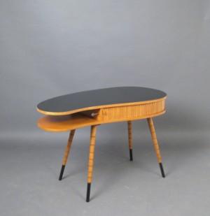 Freeform Schreibtisch   Ladys Desk der 1950 60er Jahre 3df30497f4f9a