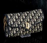 Christian Dior, Vintage axelväska / clutch