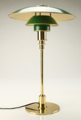Poul Henningsen. BPH 3/2 table lamp, anniversary model