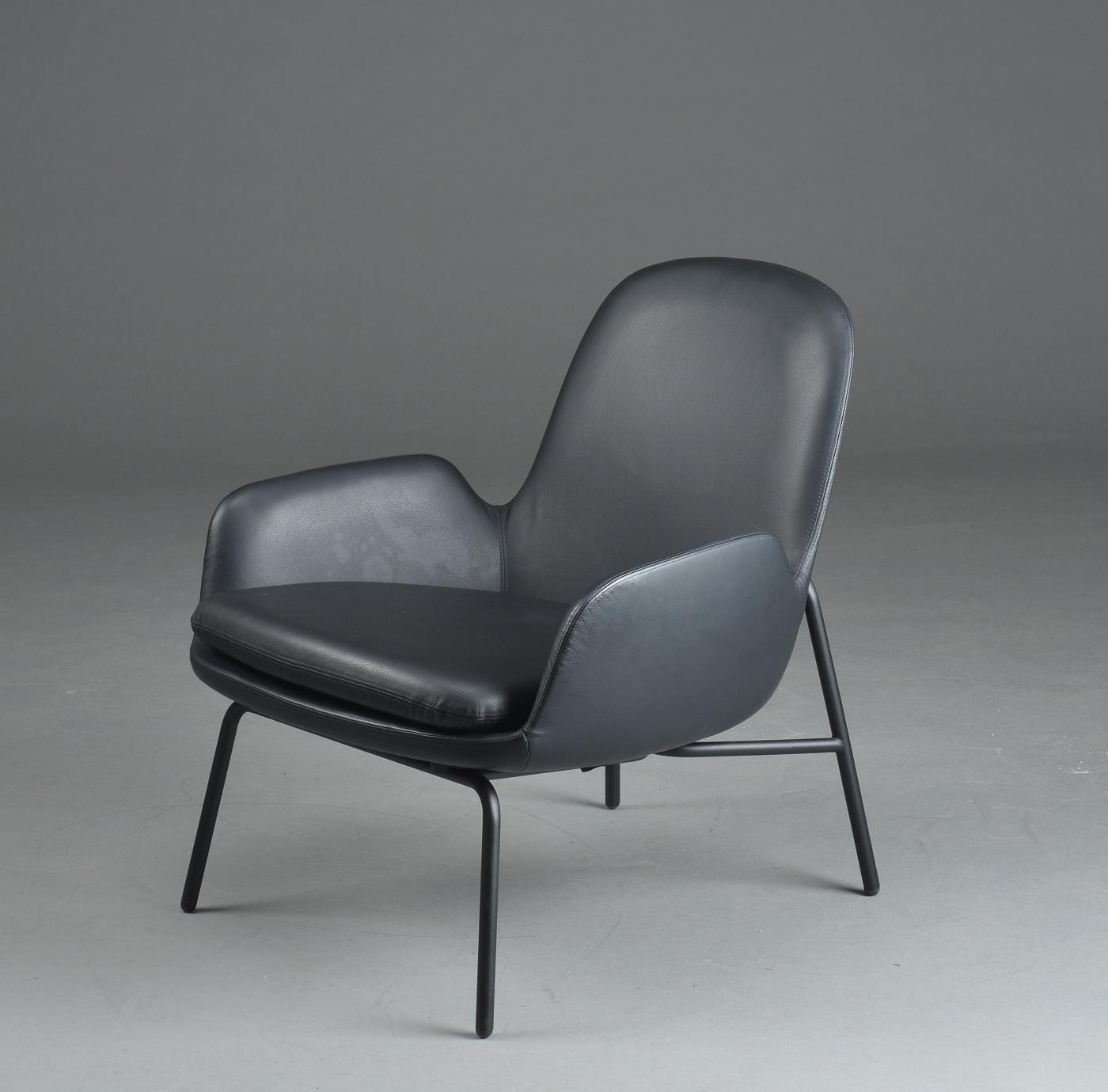 Normann Copenhagen. Lounge stol model Era Lounge Chair Low