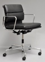 Charles Eames. Soft Pad office chair, model EA-217, 2013