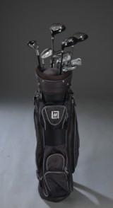 Venstrehåndet golfset, mrk. Mirage, Links 2 Links (13)