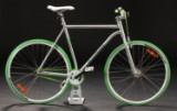 eco2fixed singlespeed cykel, 56 cm stel.