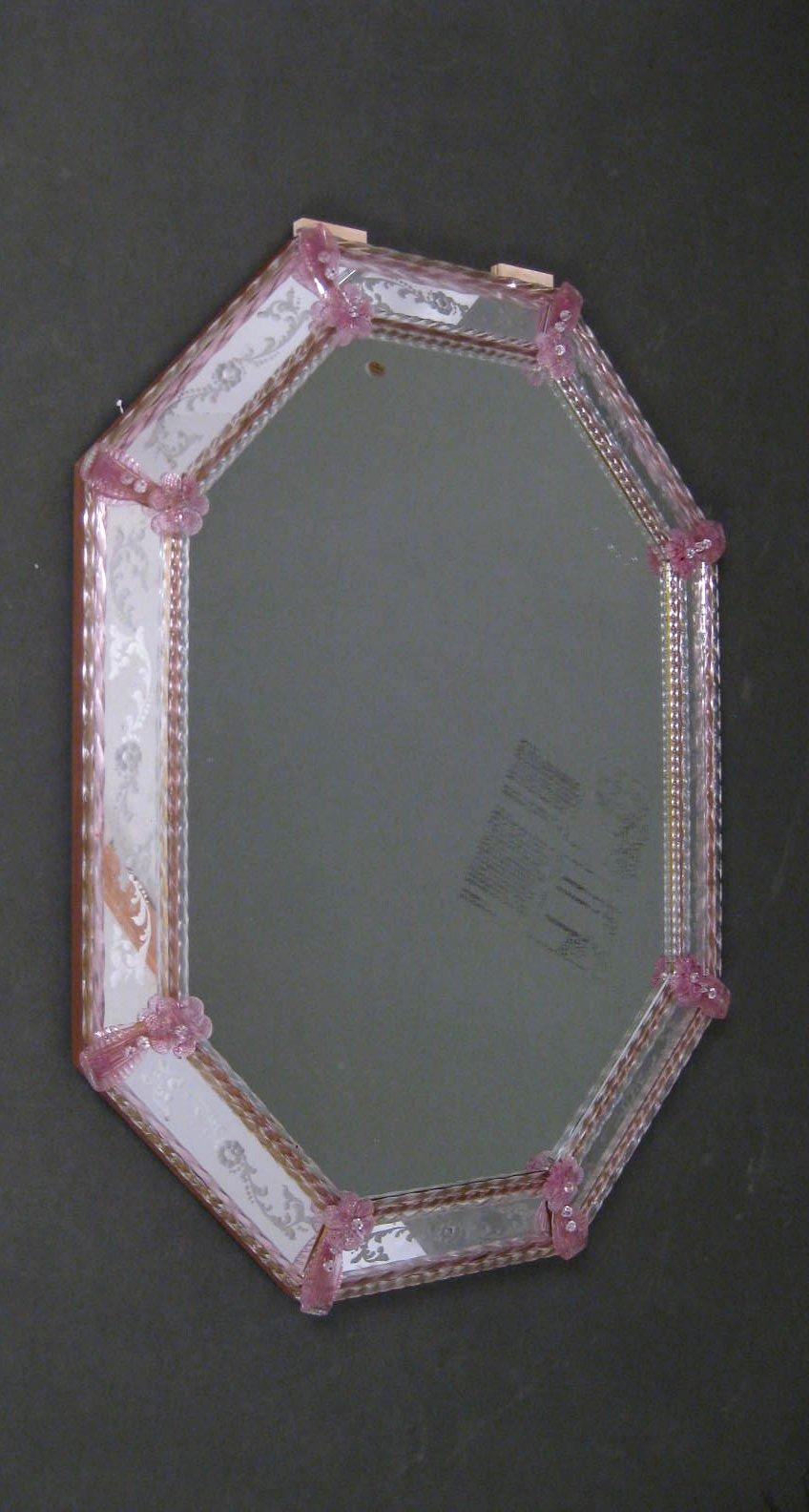 Spiegel mit Rahmen aus Acrylglas d794ee09e2bda