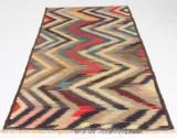 Handknuten persisk matta, Harsin-Kelim 237 x 135 cm