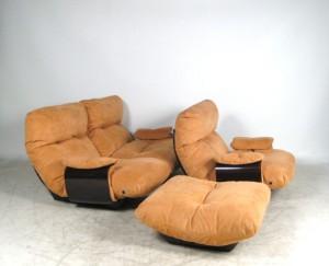 Michel Ducaroy, seating set model Marsala for Ligne Roset (3 ...