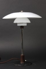 Poul Henningsen. Bordlampe PH 3½/2, 1930/40erne