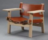 Børge Mogensen. Sessel, Modell 2226