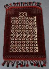 Persisk Torkaman, 123 x 87 cm