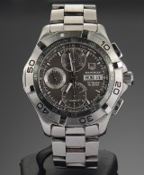 TAG Heuer Aquaracer, men's watch with chronograph
