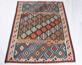 Tæppe, design 'Kilim Gashgai', ca. 236 x 170 cm