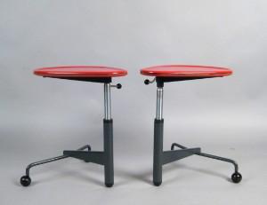 Toshiyuki Kita Paar Beistelltische Modell Kick Table Fur Cassina 2