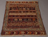 Kelim tæppe, Iran, uld med bomuld, 140 x 97cm