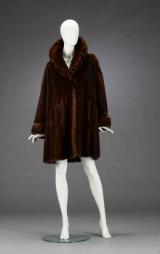 Alex Petersen, fur jacket, mink, size 38/40