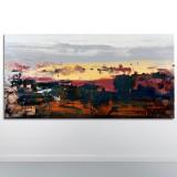 William Stern, Acryl auf Leinwand, '655'