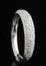 18kt diamond ring approx. 1.44ct