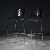 Nanna Ditzel. Par 'Trinidad' barstole, model 3300 (2)