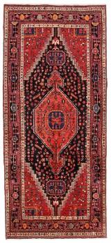 Persisk handknuten matta Tuiserkan 328x143 cm