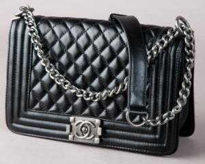 Chanel Handtasche Modell Boy Diese Ware Steht Erneut Zur Auktion