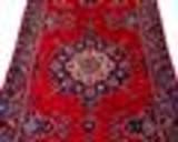 Ardakan Galerie Teppich, Persien, ca. 295 x 115 cm