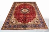 Tabriz carpet, Persian, approx. 405 x 300 cm.