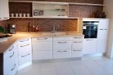Køkken fra JKE Design i hvid ask