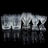 Samling glas