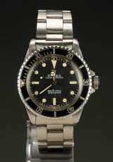 Rolex Submariner herrearmbåndsur, model 5513