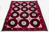 Teppich, Design 'Kilim Suzani', ca. 310 x 240 cm