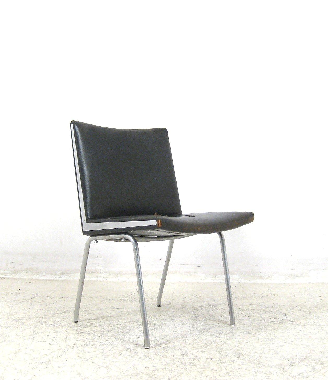 Hans. J. Wegner, Stuhl Modell Lufthavn / Airport Chair AP 38 Für AP Stolen  | Lauritz.com