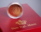 Danmark. Polarmønt 1000 kroner guld 2007