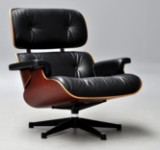 Charles Eames. Lounge Chair, cherry