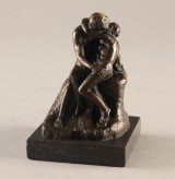 Bronzeskulptur - Lovers