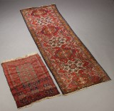 To orientalske tæpper (2)
