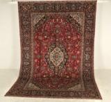 Keshan tæppe, Persien, ca. 340 x 235 cm