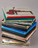 Schallplattensammlung (70)
