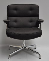 Charles og Ray Eames. Lobby Chair, model ES-108 med vippefunktion