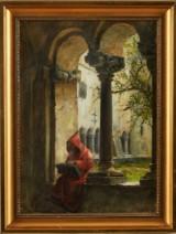 Carl Gustaf Hellqvist 10 akvareller