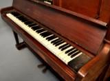 Weber, London. Selvspillende klaver med  musikruller, 1900-tallets begyndelse