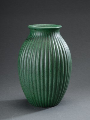keramik michael andersen Michael Andersen. Rillet vase af keramik | Lauritz.com keramik michael andersen