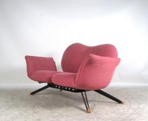 Funktions sofa der 1980 90er wohl bonaldo italy for Aufblasbares sofa 90er