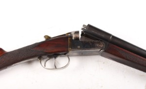 Jagtgevær, Manufrance Model Robust 222 s/s i kal  12/70  | Lauritz com