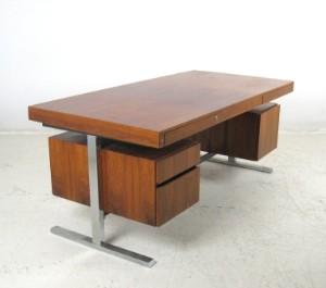 Chef schreibtisch der 1960 70er jahre for Schreibtisch 70er jahre