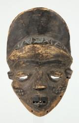 Pende, Kongo, Mask